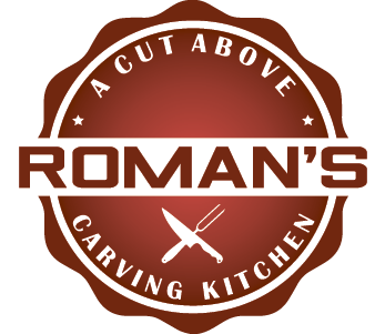 logo Romans carving Kitchen